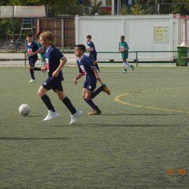 Fußball BRG 16 vs. Lortzinggasse 19/20