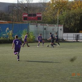 Fußball BRG 16 vs. Friesgasse 19/20
