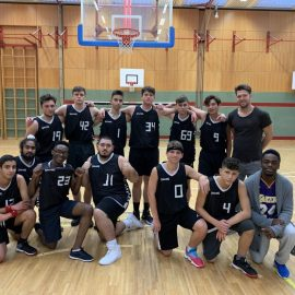 Basketball Schulmeisterschaft 2019/20