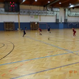 Futsal Turnier 2019/20