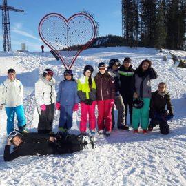 Skikurs 3ABD Radstadt