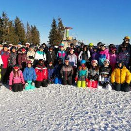 Wintersportwoche 2AB Annaberg 19.1-24.1.20