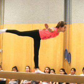 Geräteturnwettkampf Mädchen 2.Klassen