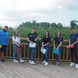 WPF Biologie: Exkursion in die Lobau